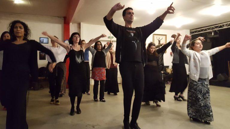 stage flamenco copas y compas bordeaux