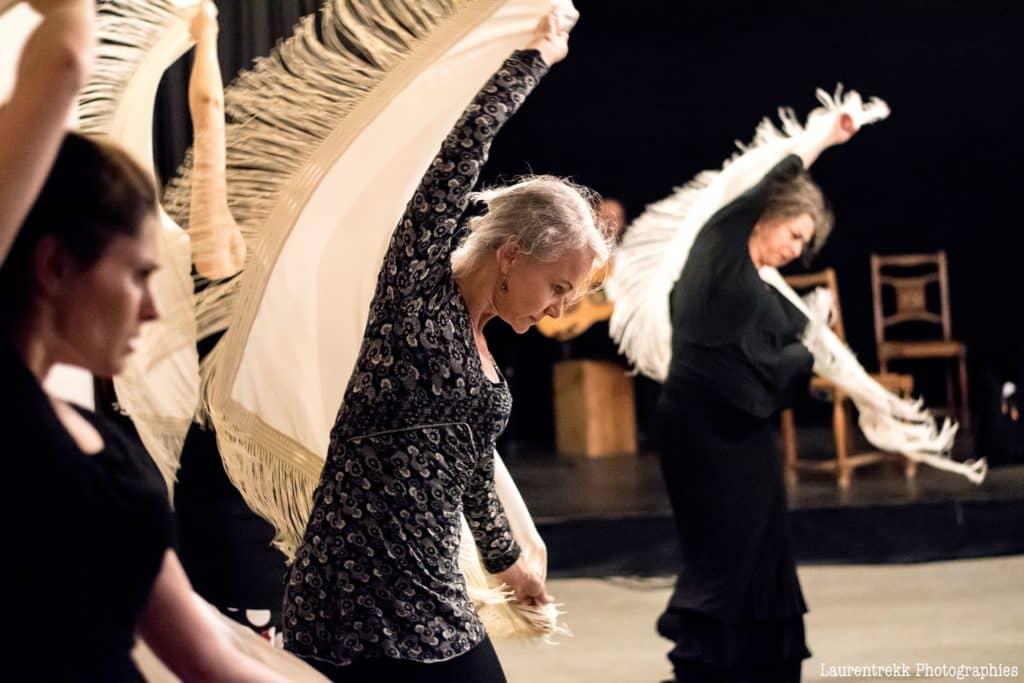 cours et stage de flamenco à bordeaux