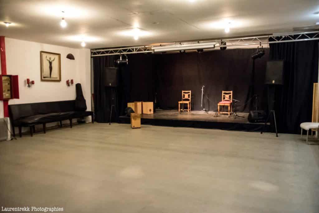 pena flamenca copas y compas salle spectacle bordeaux
