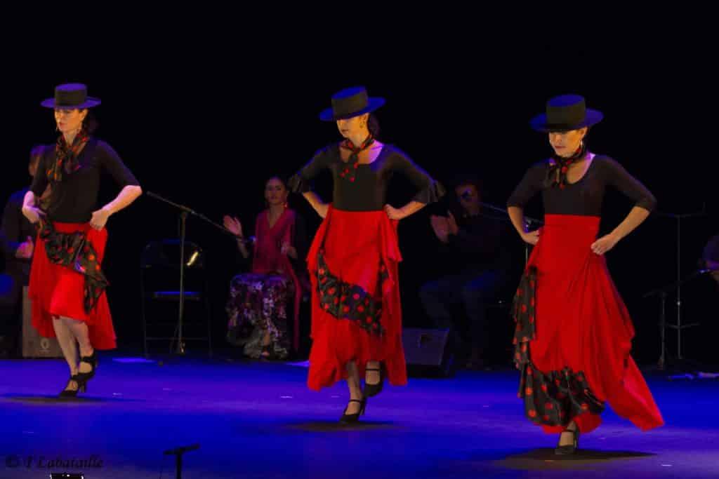spectacla flamenco copas y compas bordeaux
