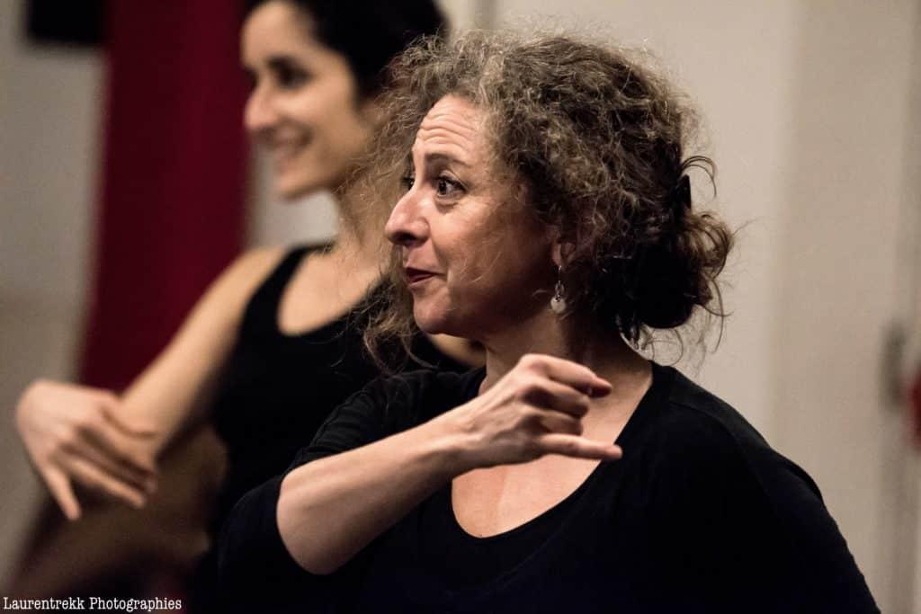 Stage flamenco bordeaux copas y compas