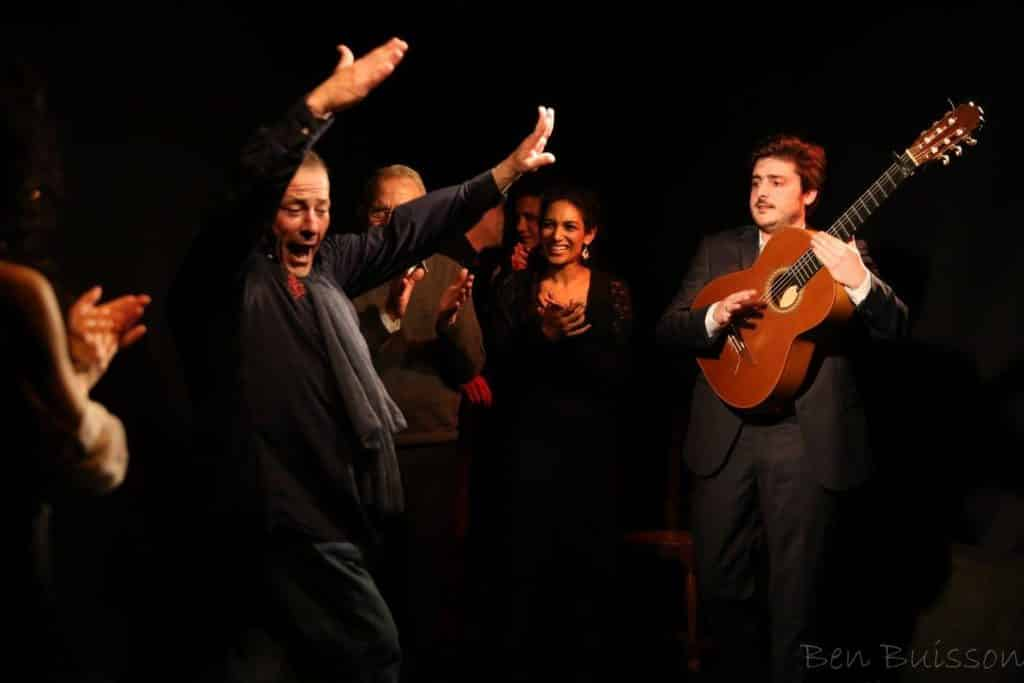 flamenco copas y compas bordeaux