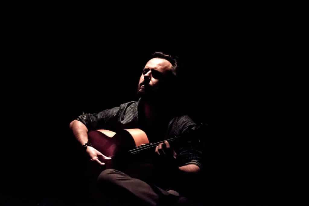 Guillermo Guillen cours guitare bordeaux