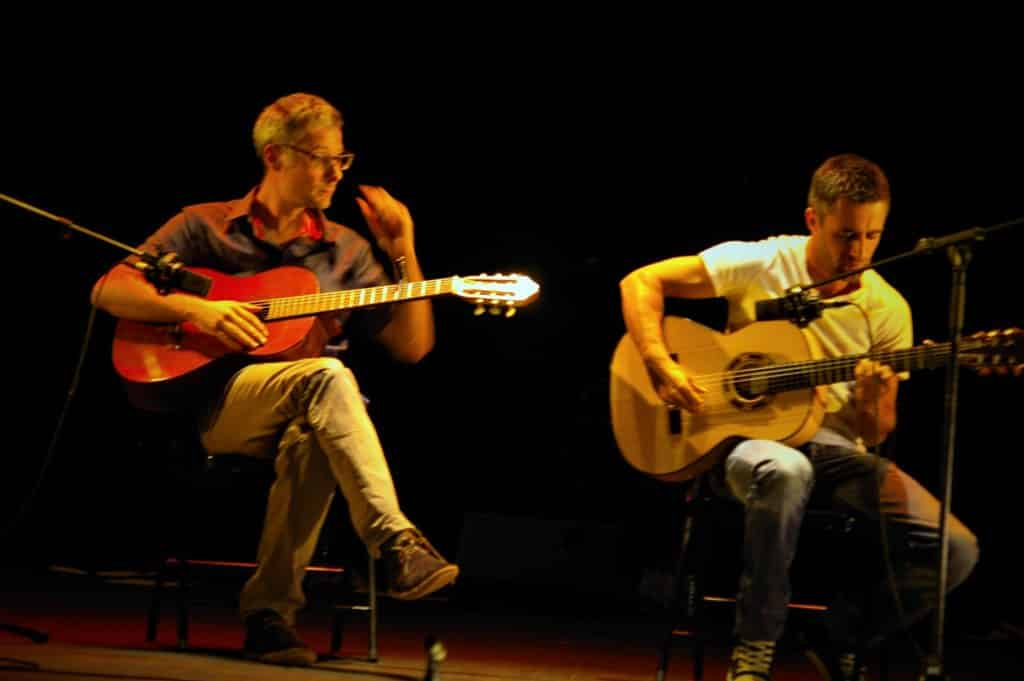cours guitare flamenco copas y compas