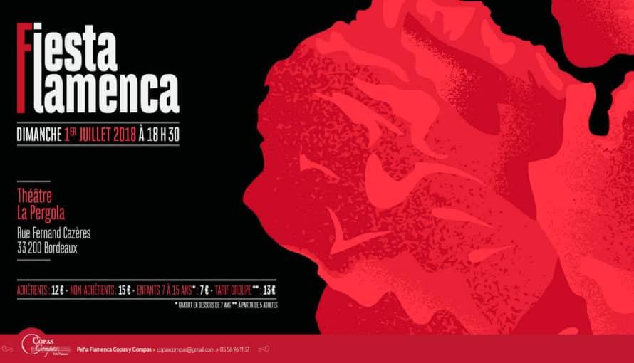 gala flamenco copas y compas a bordeaux