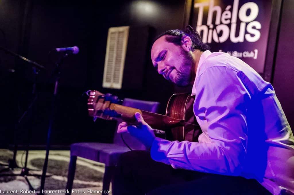 professeur guitare flamenca bordeaux