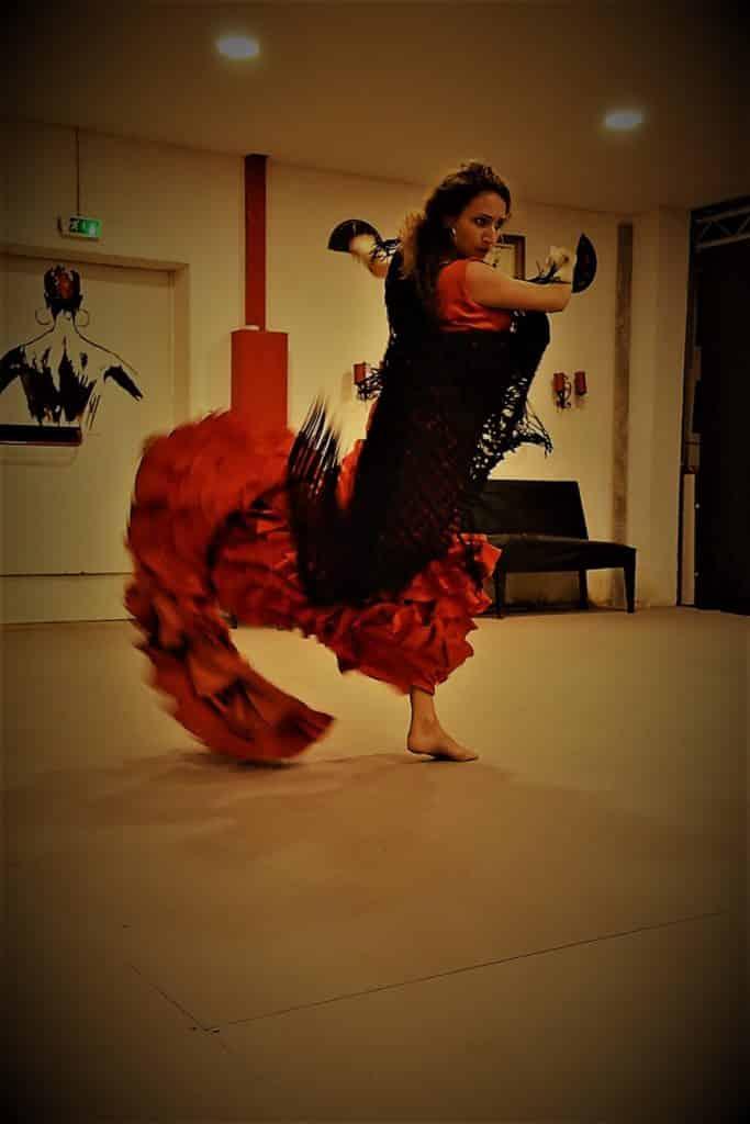 barbara rodrigues flamenco