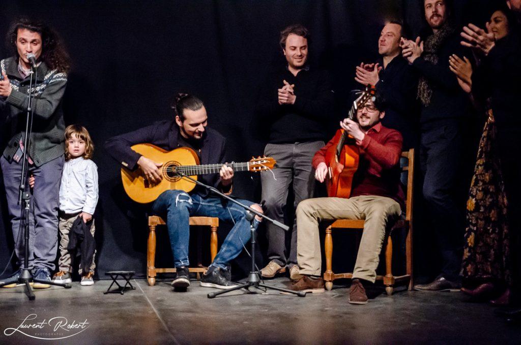 event flamenco à bordeaux