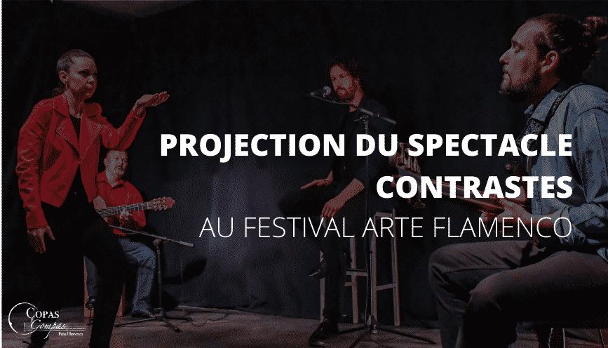 PROJECTION DU FILM CONTRASTES AU FESTIVAL ARTE FLAMENCO