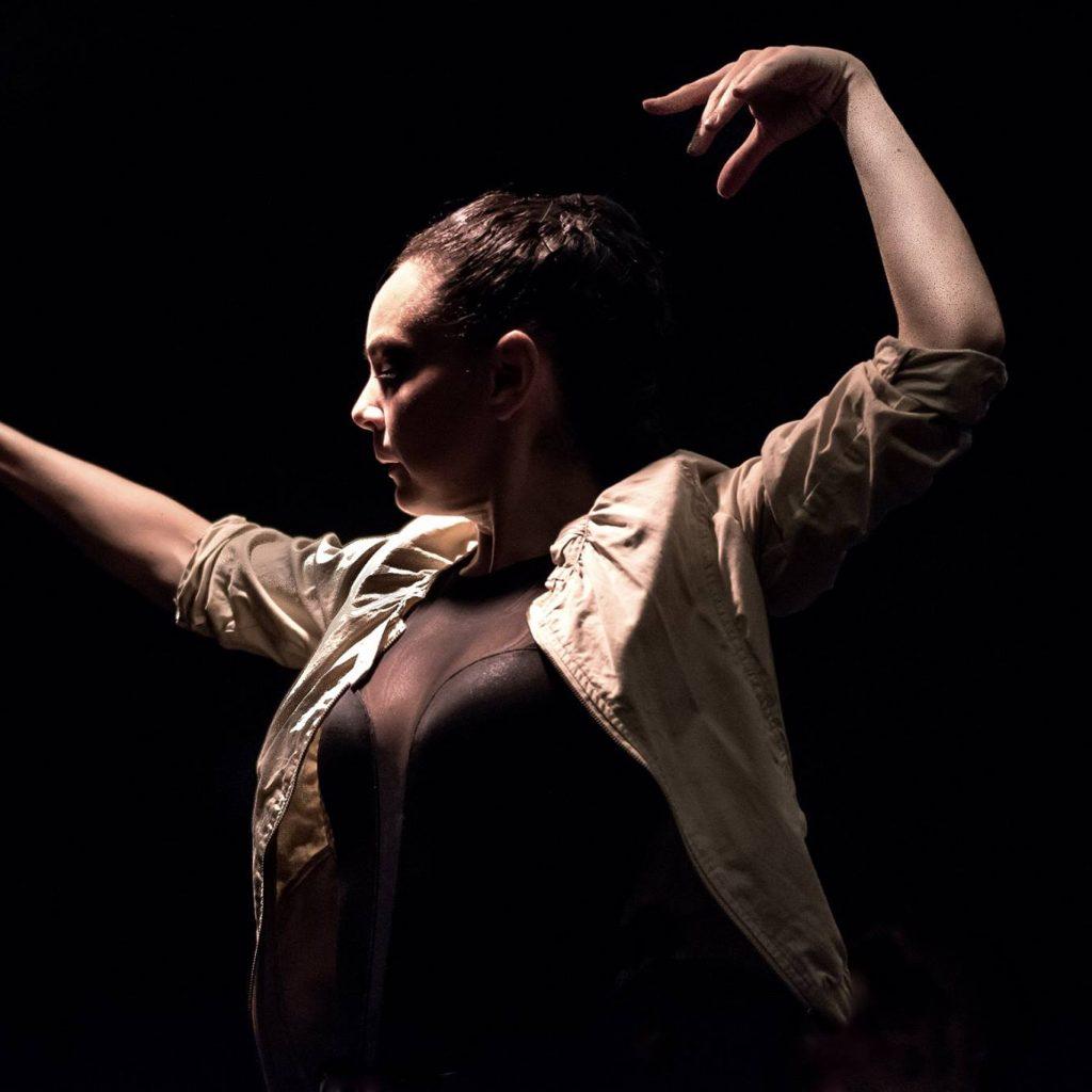 samantha alcon prof flamenco bdx