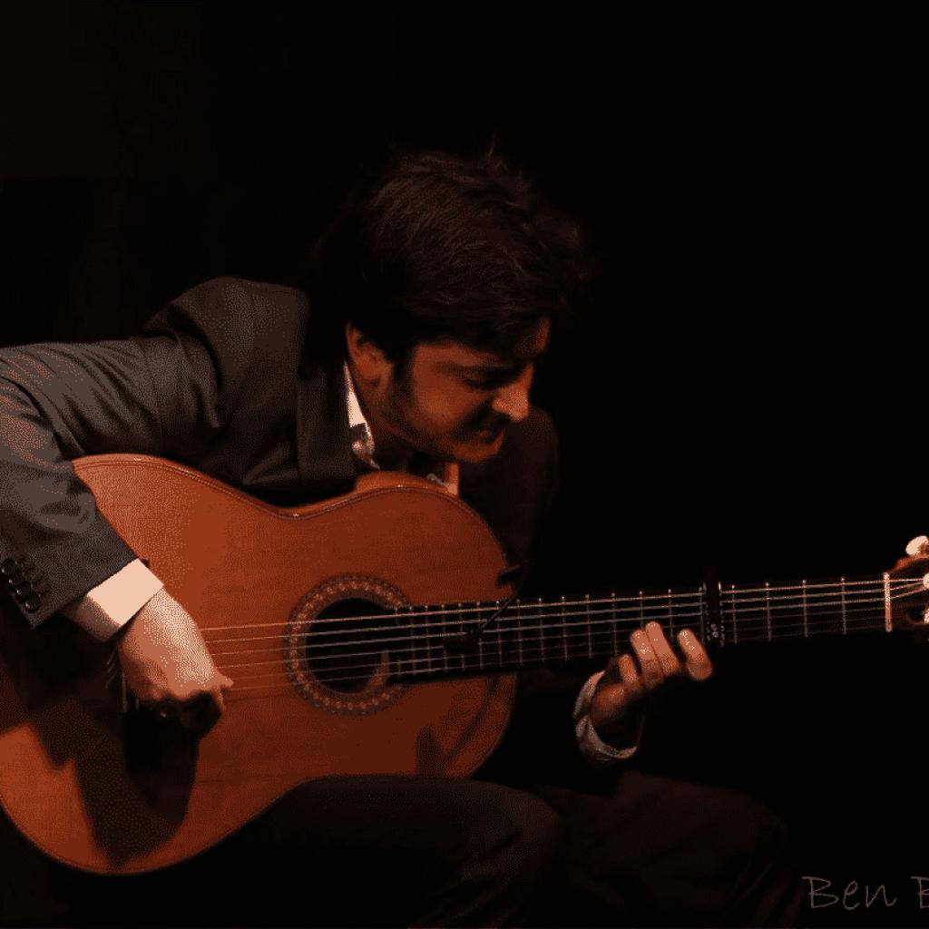 professeur guitare flamenco bordeaux copas y compas