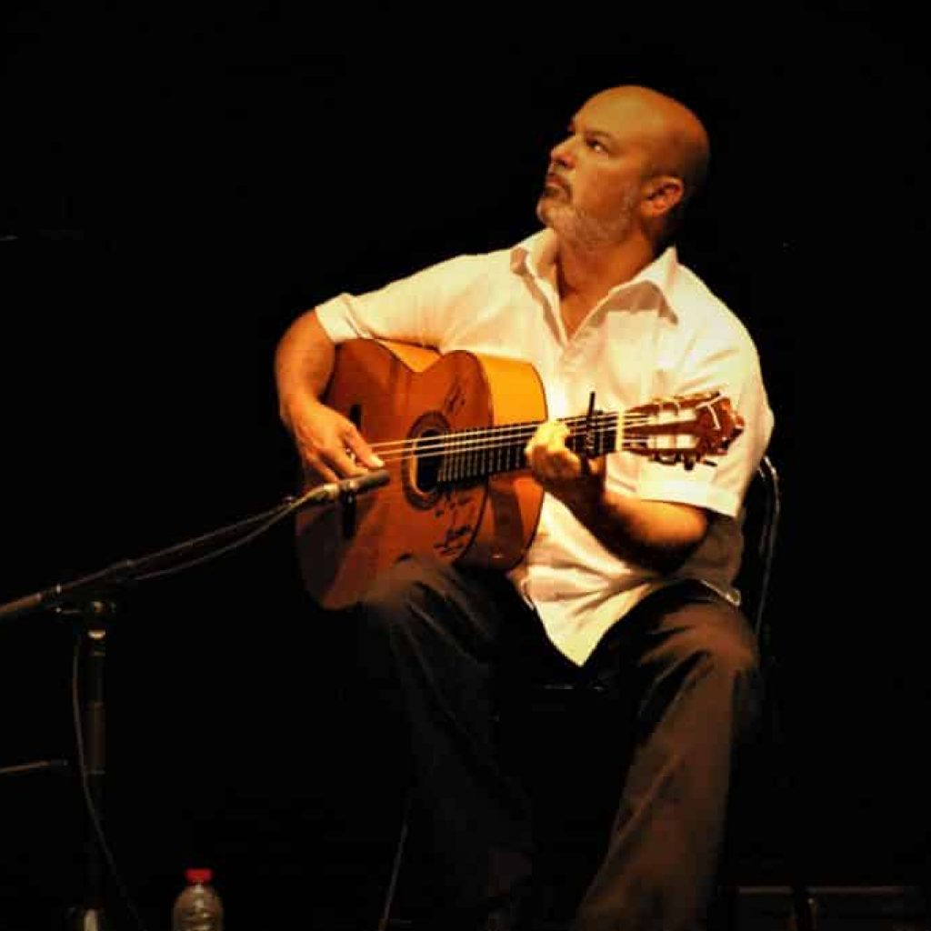 guitariste flamenco copas y compas bordeaux
